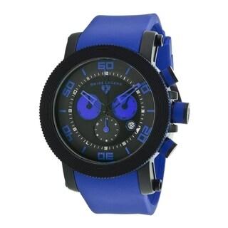 Swiss Legend Men's SL-30465-BB-01-BLAS Cyclone Black Watch