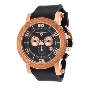Swiss Legend Men's SL-30465-RG-01 Cyclone Black Watch