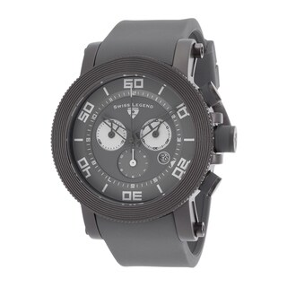 Swiss Legend Men's SL-30465-GM-014 Cyclone Grey Watch