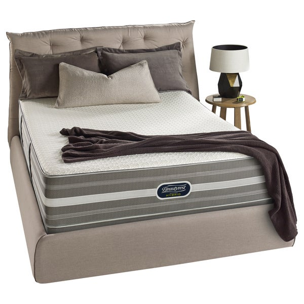 Beautyrest Wilkins Lane Ultimate Luxury Firm King-size Mattress Set
