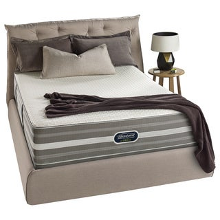 Beautyrest Wilkins Lane Ultimate Luxury Firm Cal King-size Mattress Set