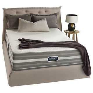 Beautyrest Hybrid Sands Street Ultimate Plush King Mattress Set