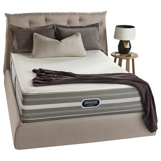 Beautyrest Hybrid Harley Way Plush Queen-size Mattress Set