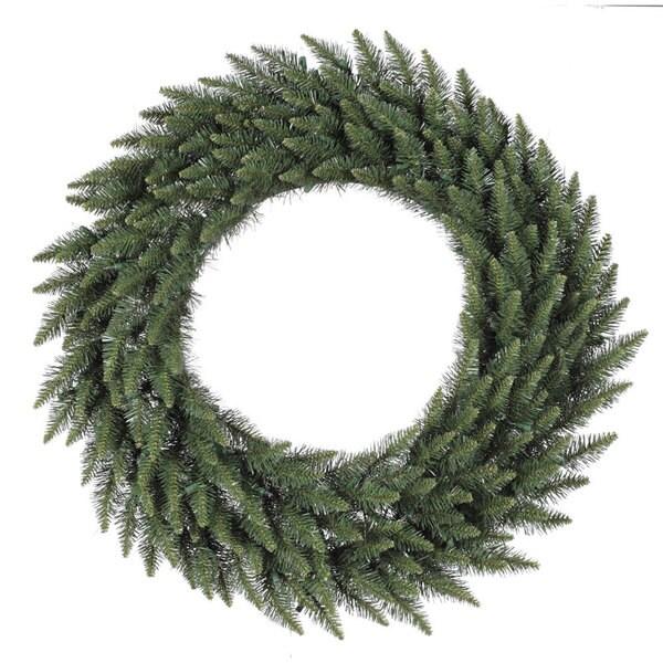 48-inch Camdon Fir Wreath 330 Tips