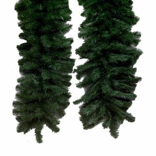 50-foot x 14-inch Douglas Fir Garland, 1450 Tips