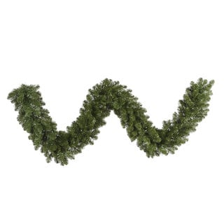 9-foot x 14-inch Grand Teton Garland, 250 Tips