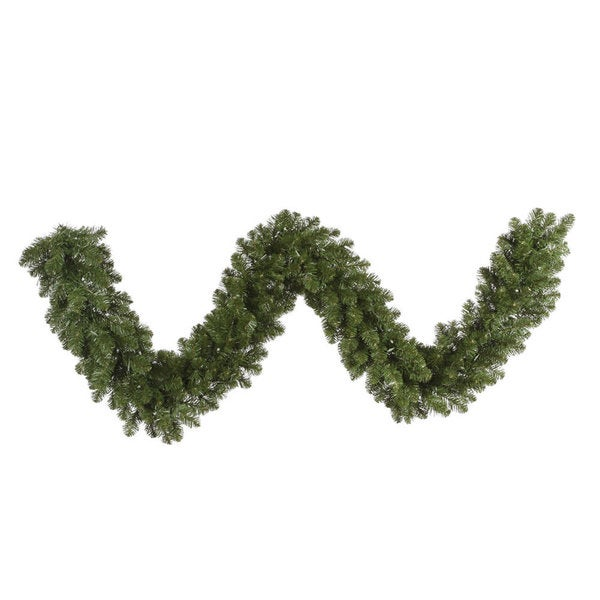 9-foot x 18-inch Grand Teton Garland, 280 Tips