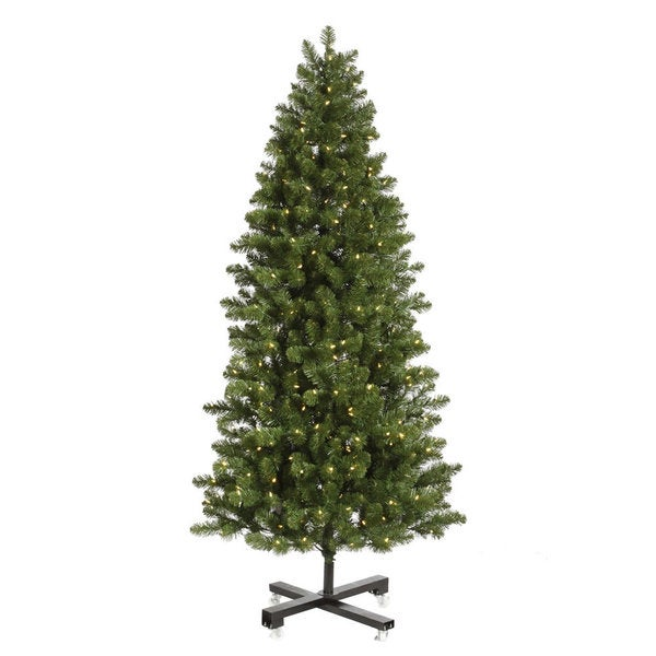 7.5-foot x 45-inch Slim Grand Teton 650 Warm White LED Lights