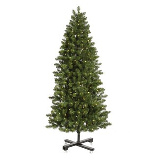 7.5-foot x 45-inch Slim Grand Teton 650 Warm White LED Lights