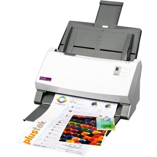 Plustek SmartOffice PS4080U 40PPM Document scanner