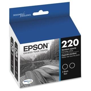 Epson DURABrite Ultra Ink T220 Ink Cartridge - Black