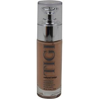 TIGI Satin Liquid Natural Beige Foundation