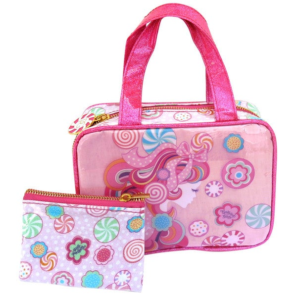 Pampered Girls Candee Mini Tote with Miror Pouch