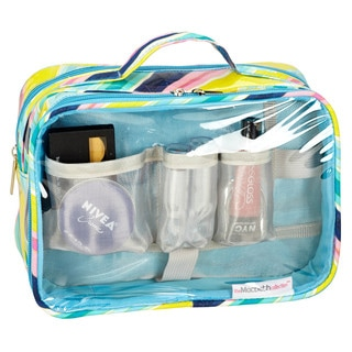 The Macbeth Collection Harlow Malibu Toiletry Travel Bag