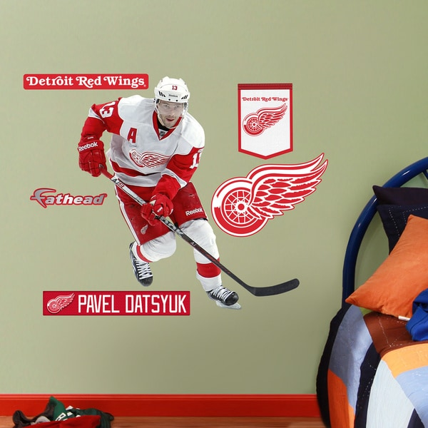Fathead Jr. Pavel Datsyuk Wall Decals