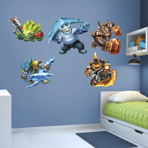 Fathead Skylanders Trap Collection Wall Decals