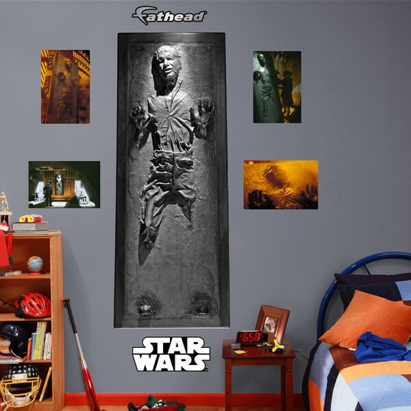 Fathead Han Solo Carbonite Wall Decals