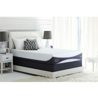 Sealy Optimum Elation Gold Queen-size Mattress Set