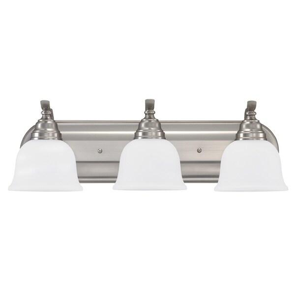 Three Light Wall / Bath Fixture