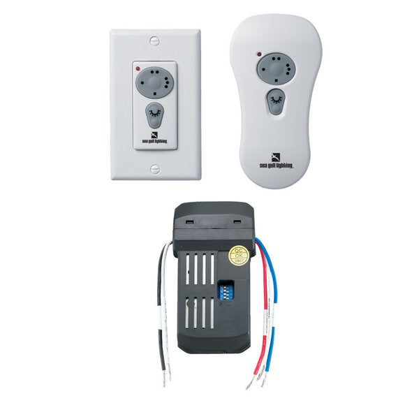 Combo Remote Control Kit, Non Dimming, Fluorescent Fixture