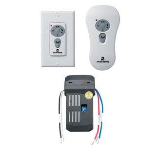 Combo Remote Control Kit, Non Dimming, Fluorescent Fixture