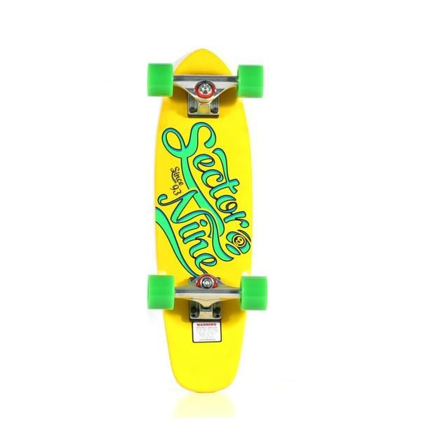 Sector 9 The Steady Mini 25-inch Cruiser Skateboard