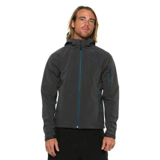 The North Face Men's Apex Android Asphalt Gray/Prussian Blue Hoodie
