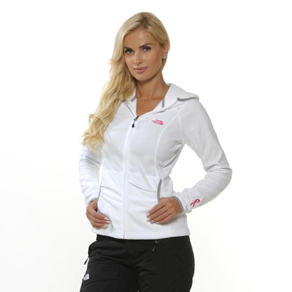 The North Face Women's TNF White TKA 100 Jacket