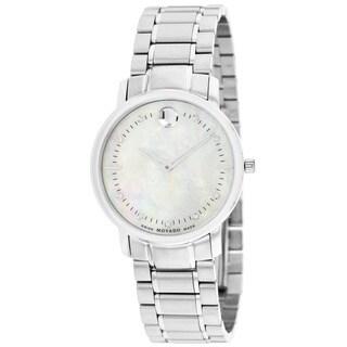 Movado Women's 0606691 TC Diamond Mother of Pearl Watch