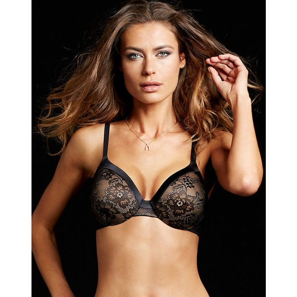 Maidenform Comfort Devotion Lace Extra Coverage Bra