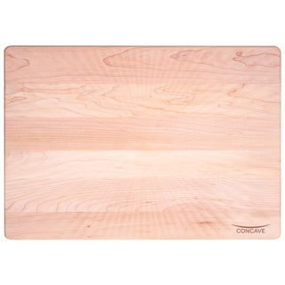 "J..k. Adams Concave 20"" x 14"" x 1"" Maple Cutting Board"