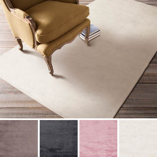 Papilio Dolce Solid Casual Rug (8' x 10')