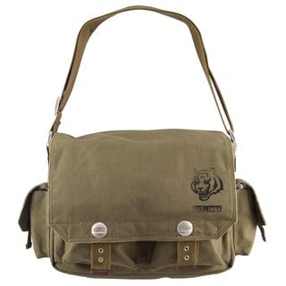 Little Earth Cincinnati Bengals Prospect Messenger Bag