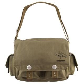 Little Earth Denver Broncos Prospect Messenger Bag