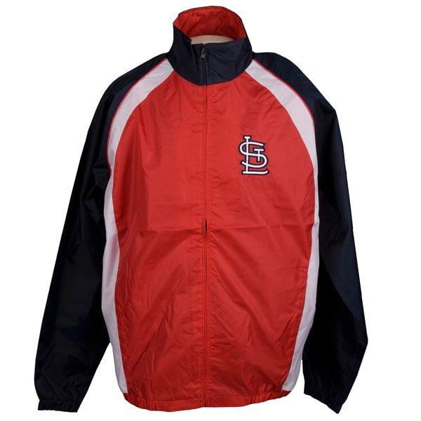 St. Louis Cardinals Lightweight Full Zip Jacket