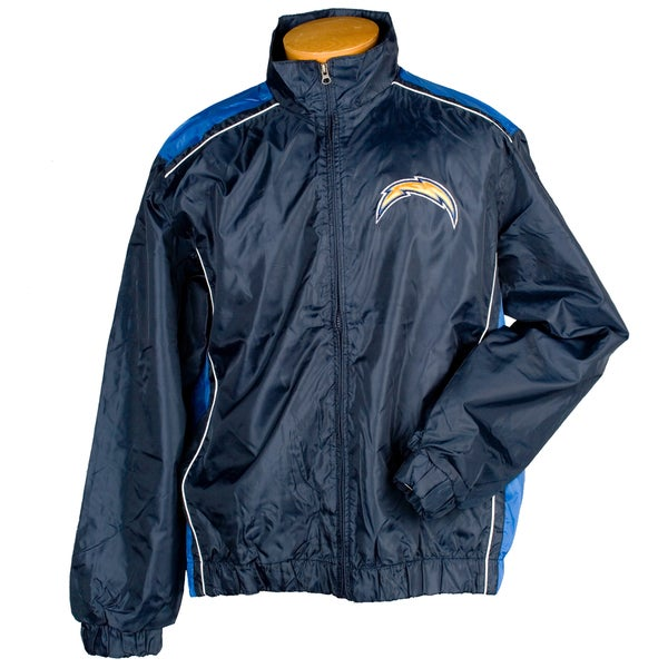 San Diego Chargers Lightweight Full Zip Jacket