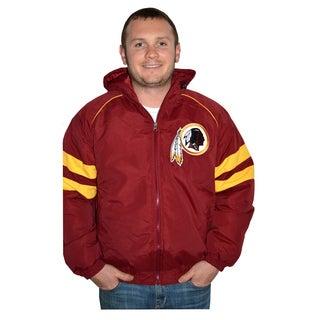 Washington Redskins NFL Heavyweight Hooded Jacket