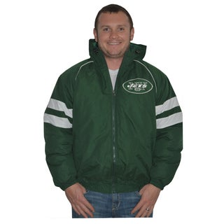 New York Jets NFL Heavyweight Hooded Jacket