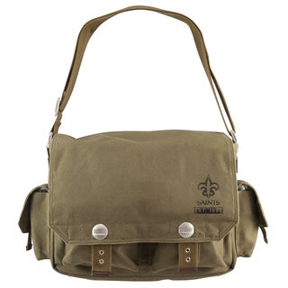 Little Earth New Orleans Saints Prospect Messenger Bag