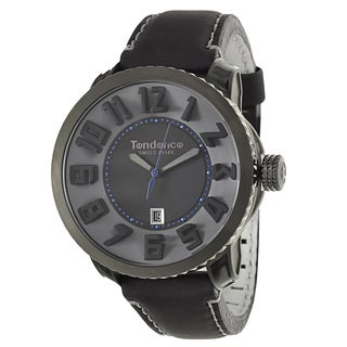 Tendence Men's 'Steel' TE450004 Stainless Steel Swiss Quartz Watch