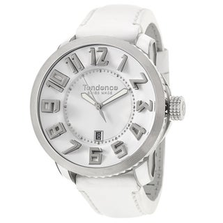 Tendence Men's 'Steel' TE450003 Stainless Steel Swiss Quartz Watch