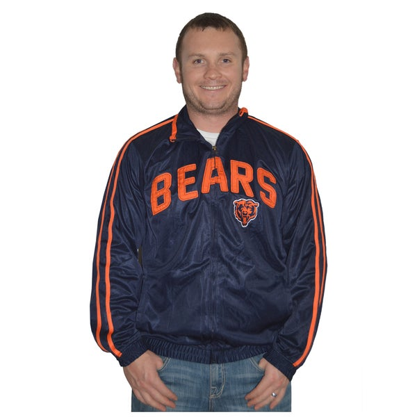 Chicago Bears NFL Track Jacket
