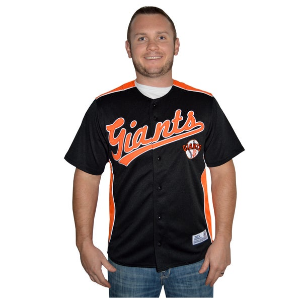 San Francisco Giants MLB Embroidered Jersey