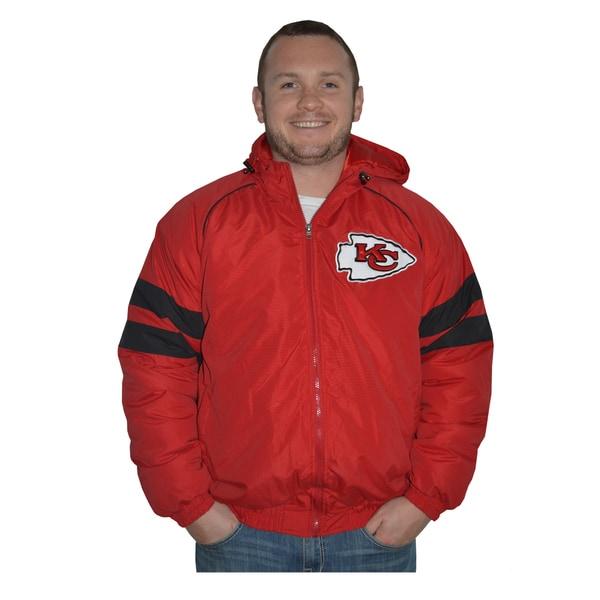 Kansas City Chiefs NFL Heavyweight Hooded Jacket