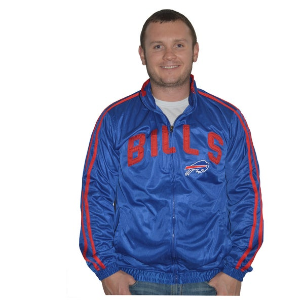 Buffalo Bills NFL Track Jacket