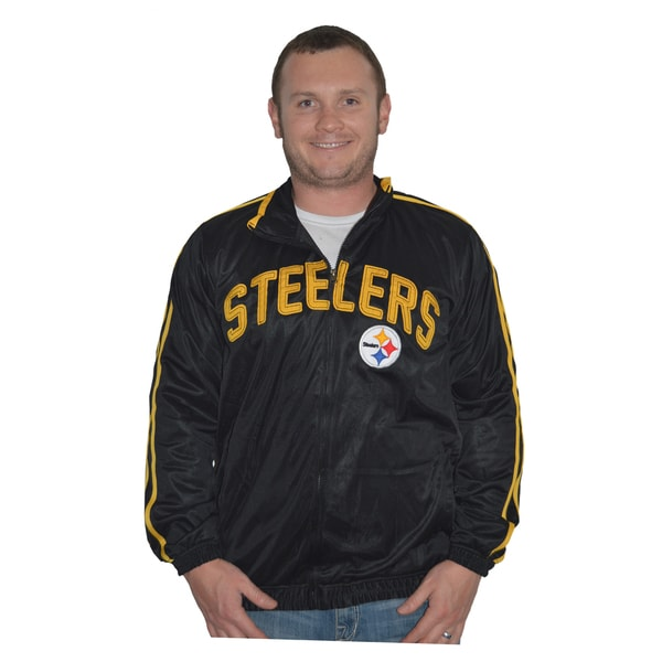 Pittsburgh Steelers NFL Track Jacket