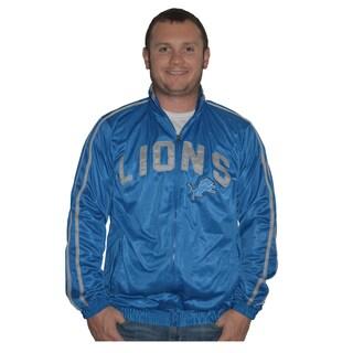 Detroit Lions NFL Track Jacket