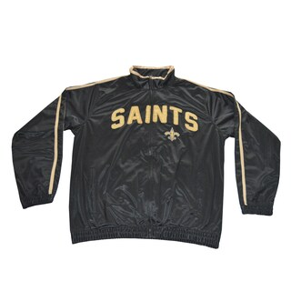 New Orleans Saints NFL Track Jacket