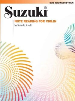 Suzuki Note Reading for Violin (Paperback)