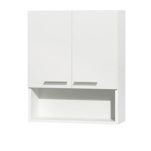 wyndham collection amare 29 inch bathroom wall mounted storage cabinet